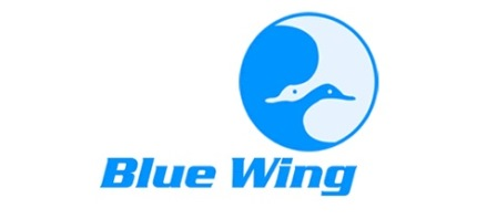 Logo of Blue Wing Airlines
