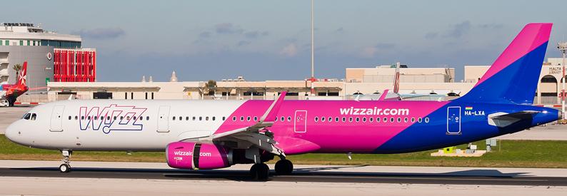 Wizz Air Airbus A321-200SL