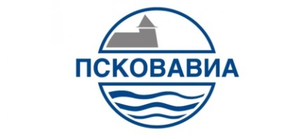 Logo of Pskovavia