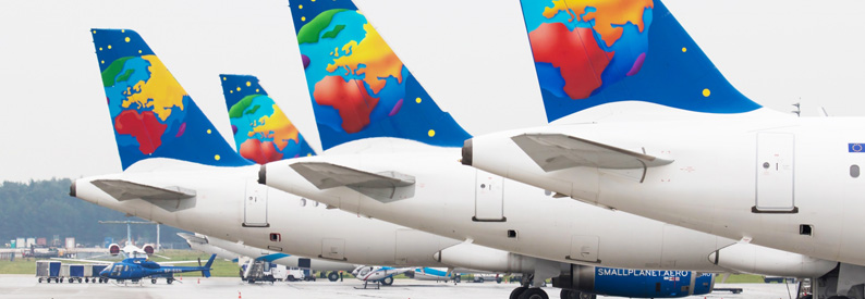 Fleet of Small Planet Airlines