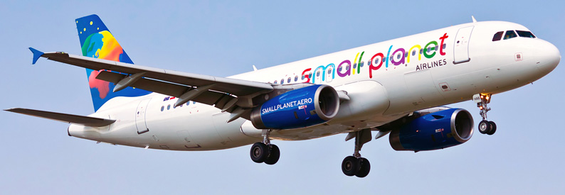 Small Planet Airlines Airbus A320-200