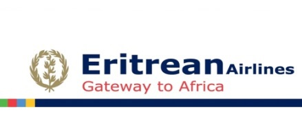 Logo of Eritrean Airlines