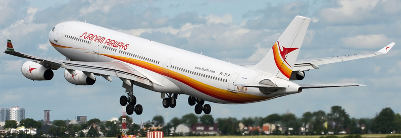 Surinam Airways Airbus A340-300