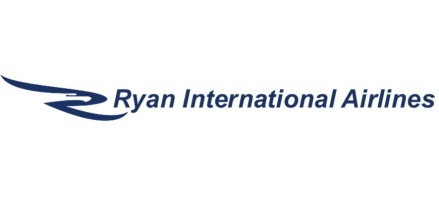 Ryan International Airlines Logo