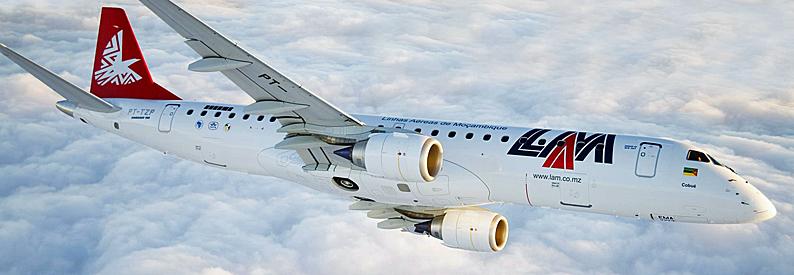 Resultado de imagen para linhas aereas mozambique