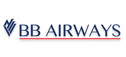 Logo of BB Airways