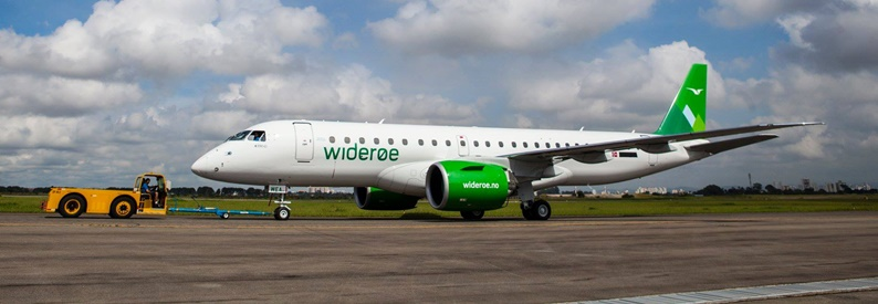 Norway's Wideroe inks deal with Embraer for 3+12 E-Jet E2s ...