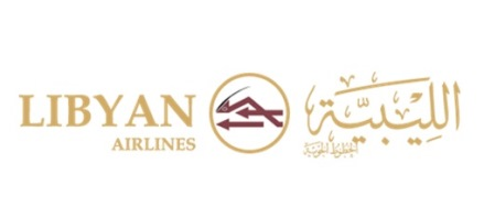 Logo of Libyan Airlines