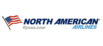 Logo of North American Airlines