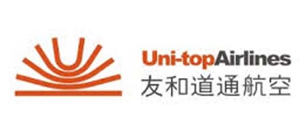 Logo of Uni-Top Airlines Boeing B747-200(F)