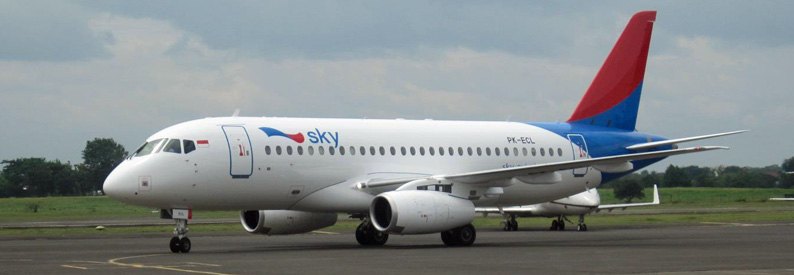 Sky Aviation Sukhoi SSJ 100-95B