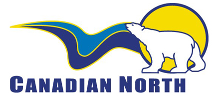 Logo of Canadian North