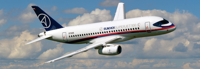 Sukhoi Civil Aircraft SSJ 100-95