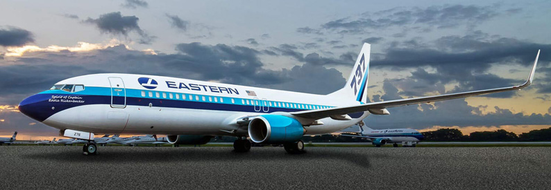 Eastern Air Lines Boeing 737-800