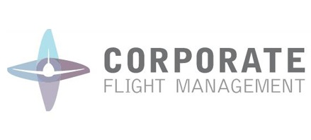 Logo of Corporate Flight Management