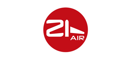 Logo of 21 Air