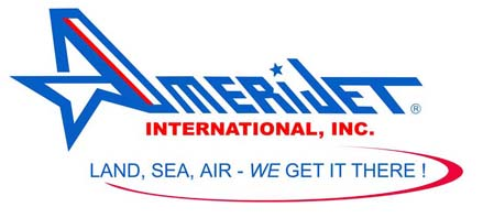 Logo of Amerijet International