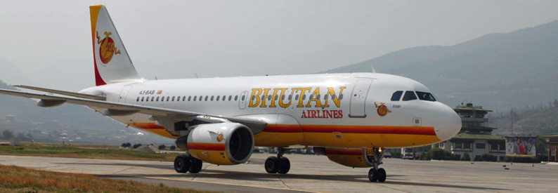 Bhutan Airlines Airbus A319-100
