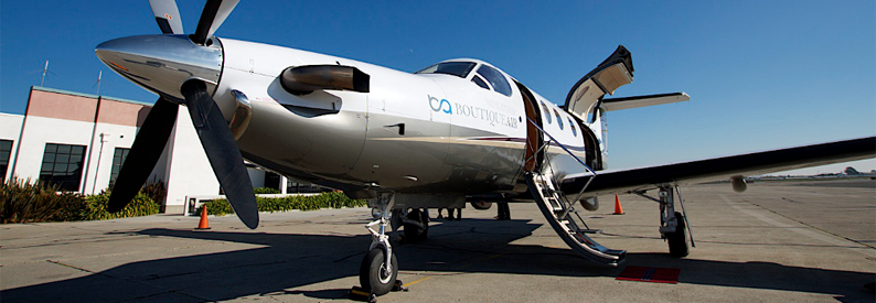 Boutique Air Pilatus PC-12