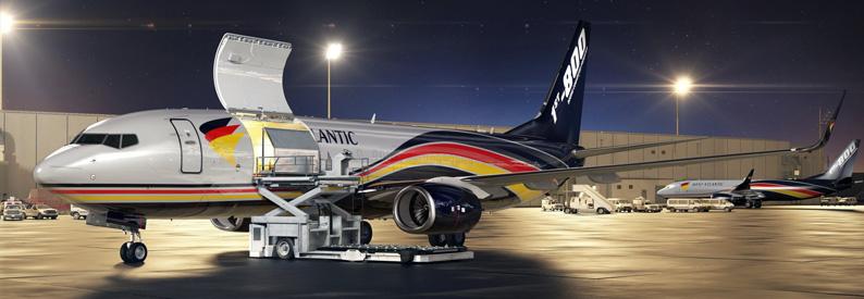 Resultado de imagen para West Atlantic Boeing 737-800BCF