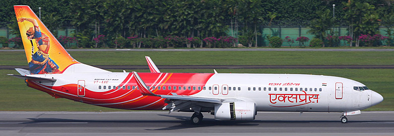 Air India Express Boeing 737-800