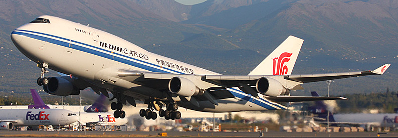 Air China Cargo Boeing 747-400F