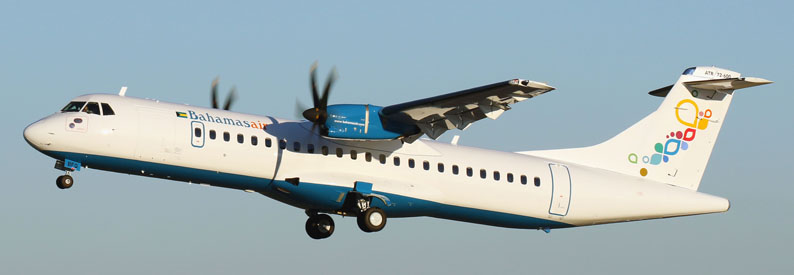 Bahamasair outlines tentative ATR operations due from ...