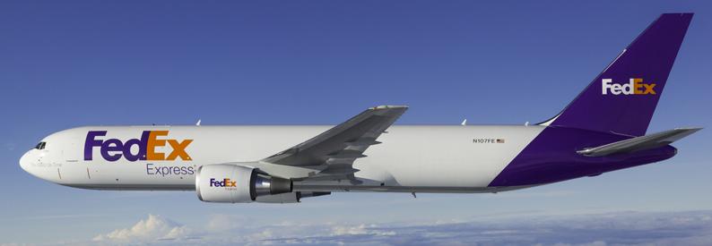 FedEx Express Boeing 767-300F