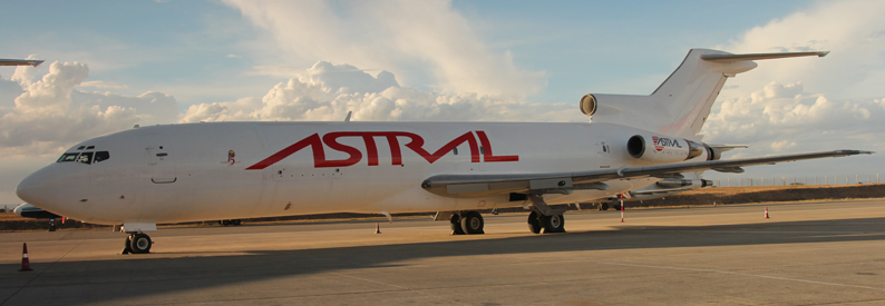 Astral Aviation Boeing 727-200F
