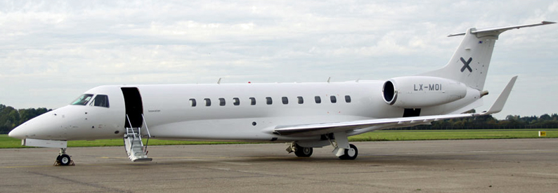 Luxaviation Embraer 600 Legacy