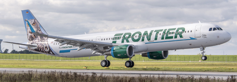 Trenton announced as new Frontier Airline base - ch-aviation