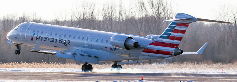 Psa To Start Crj 900 Operations For Us Airways By End Of