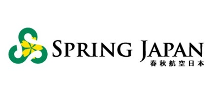 Logo of Spring Airlines Japan