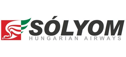 Logo of Sólyom Hungarian Airways