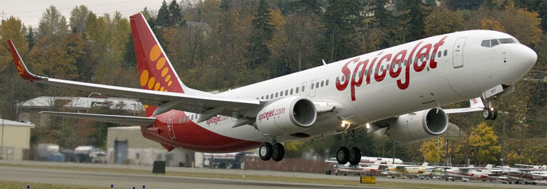 India's SpiceJet secures added B737NG capacity - ch-aviation