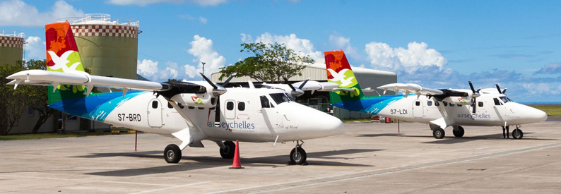 Air Seychelles Viking DHC-6-400