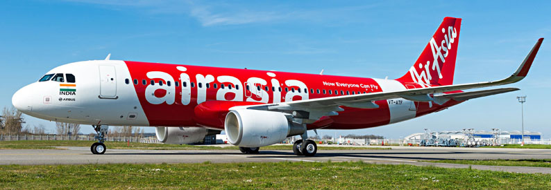 AirAsia India Airbus A320-200