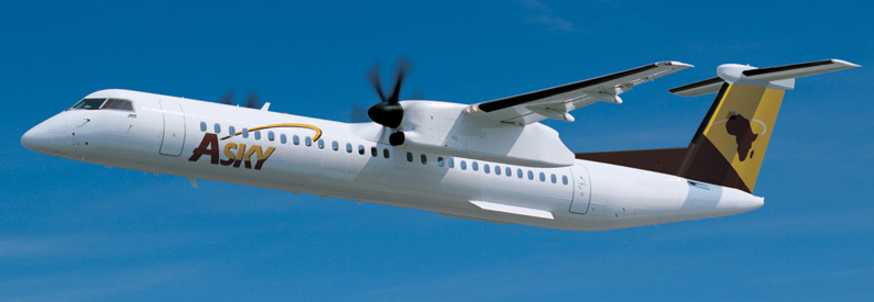 ASKY Airlines Bombardier DHC-8-400