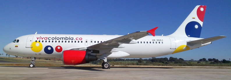 VivaColombia Airbus A320-200