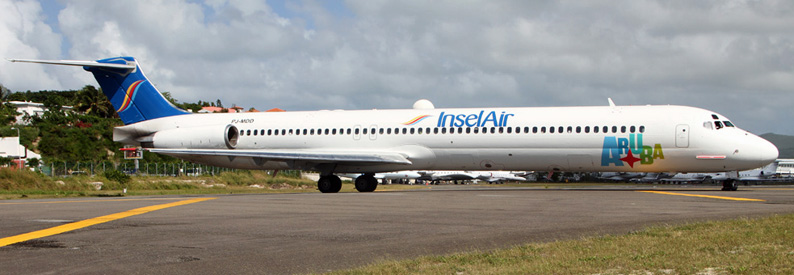InselAir McDonnell Douglas MD-82