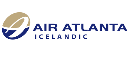 Logo of Air Atlanta Icelandic