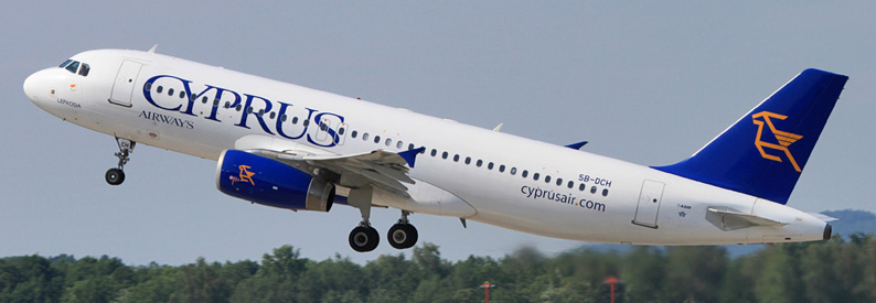 Cyprus Airways Airbus A320-200