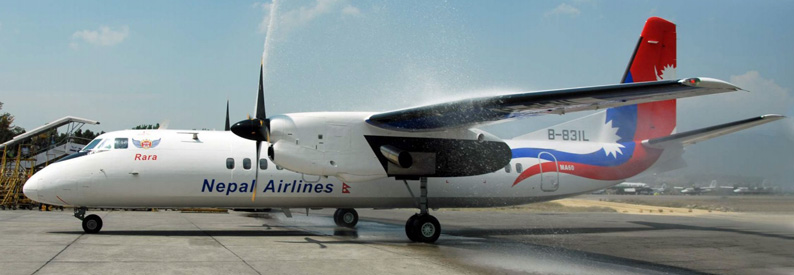 Nepal Airlines Ma 60 In Accident Five Days After Making