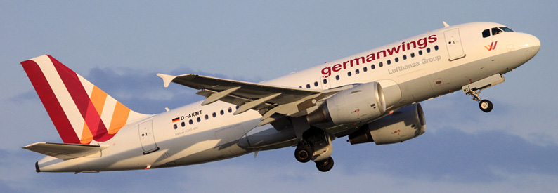 germanwings Airbus A319-100