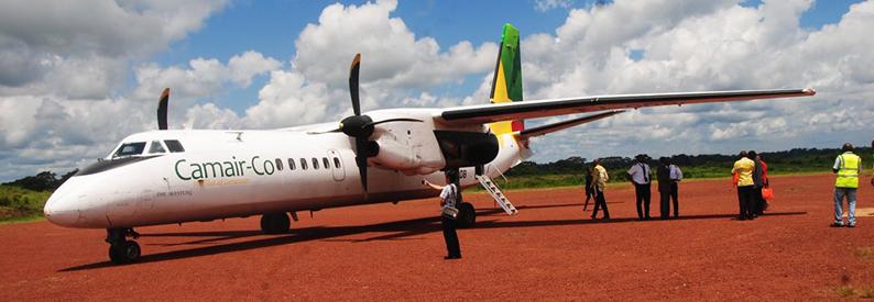 Resultado de imagen para Cameroon Airlines MA60