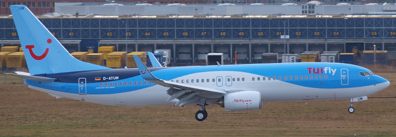 TUI fly (Germany) Boeing 737-800