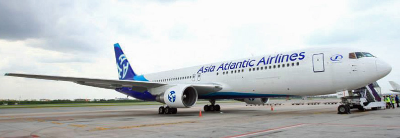Asia Atlantic Airlines Boeing 767-300