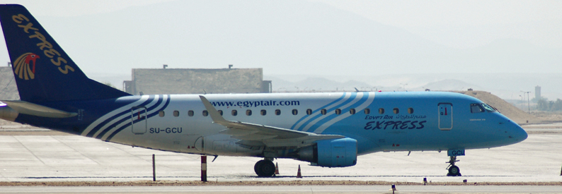 EgyptAir Express Embraer E170