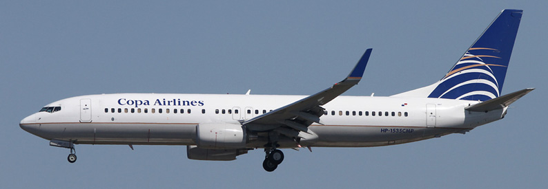 Copa Airlines Boeing 737-800