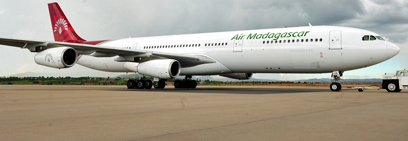 Air Madagascar Airbus A340-300
